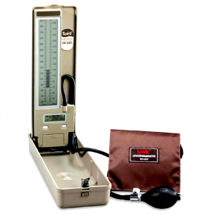 LCD display mercury-free sphygmomanometer (CK-E301)