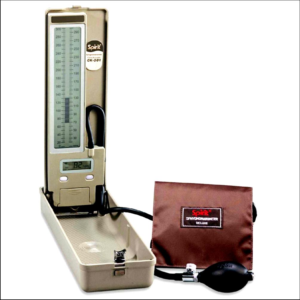 LCD display mercury-free sphygmomanometer (CK-E301)