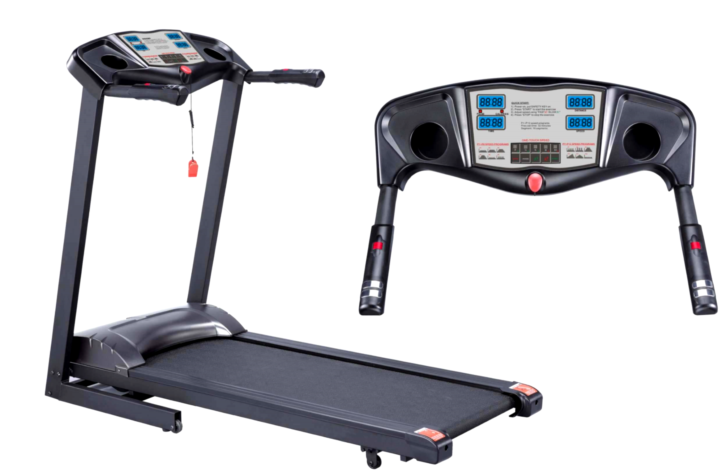 Treadmill-Spirit 2000S (T45000)
