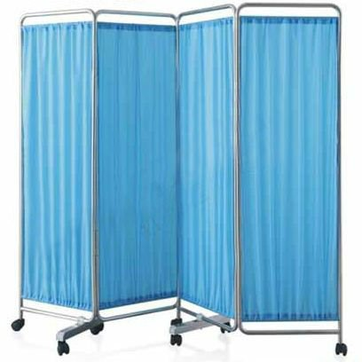Clinic folding screen