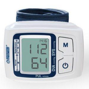 Full Automatic Wrist Type Blood Pressure Monitor (BD555)