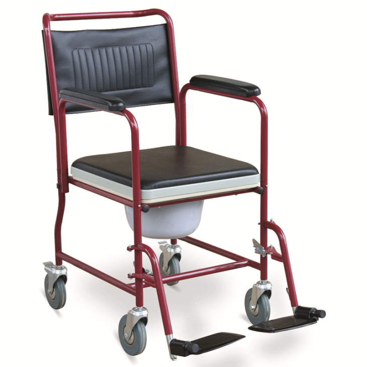 Commode Wheelchair (JL691)