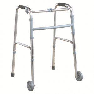 "(Walker With 4"" Front Wheels) JL912L"