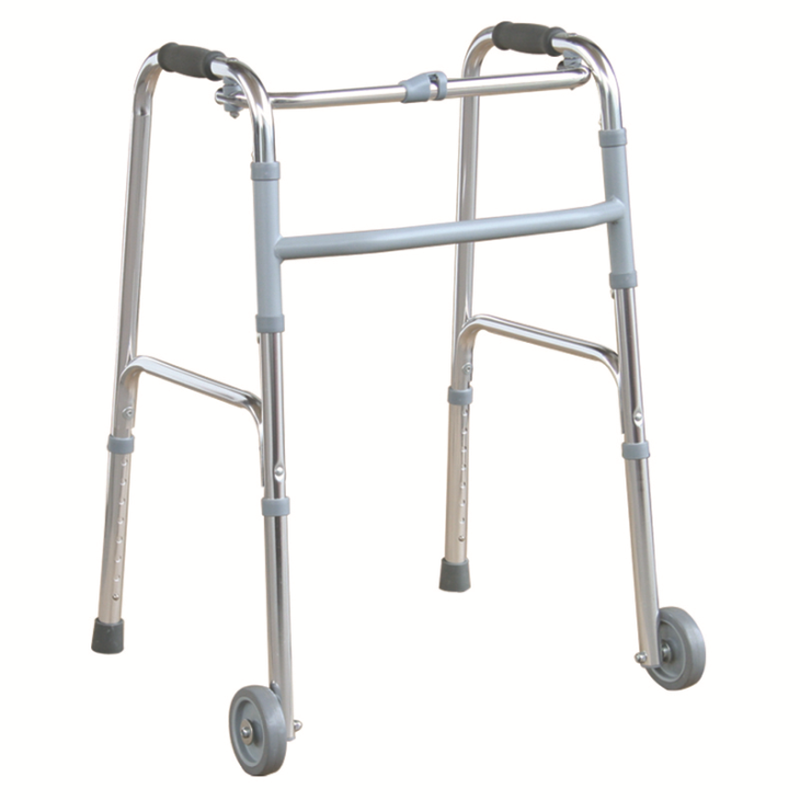 "(Walker With 4"" Front Wheels) JL912L"
