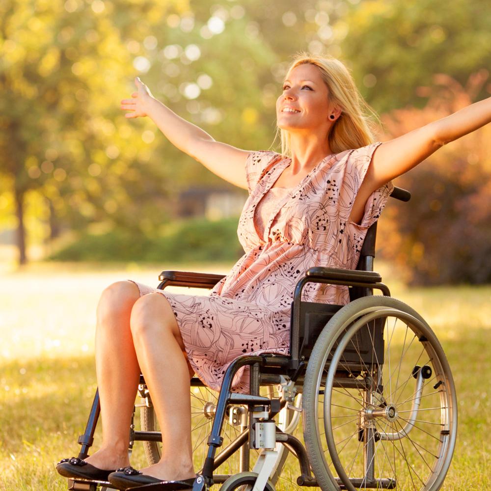 Wheelchair | كراسي المقعدين