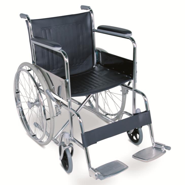 Economy Steel Wheelchair