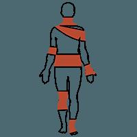 Health Medical Support and Splints | المشدات و الجبائر الطبية