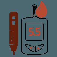 Glucose Meter & Insulin Management | أجهزة السكري والعناية بالانسولين